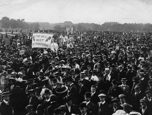 Suffrage Protest | Women's Suffrage | U.S. History