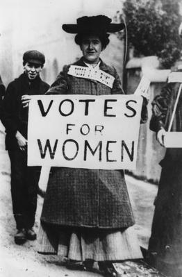 Votes For Women | Women's Suffrage | U.S. History