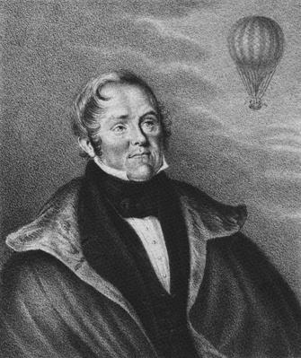 Charles Green, 1839