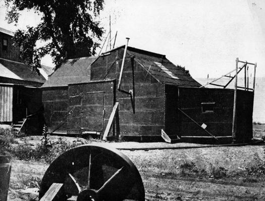 Edison's Black Maria | Industrial Revolution