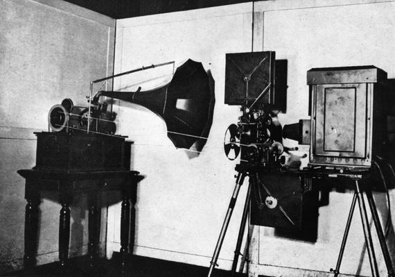 Edison's Kinetophone | Industrial Revolution