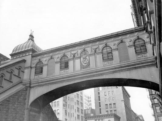 Bridge Of Sighs | Human Impact on the Physical Environment | Geography
