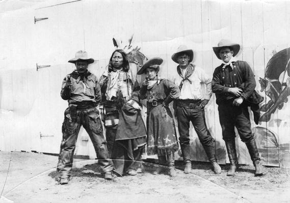 The Cowboy Baronet | The Wild West is Tamed (1870-1910) | U.S. History