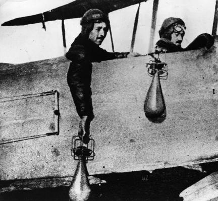 Dropping Bombs | The Evolution of Military Aviation