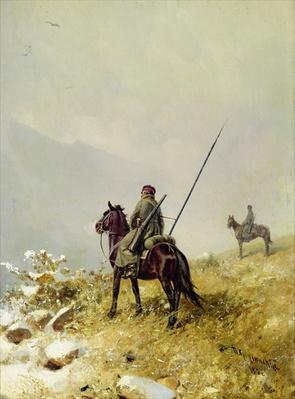 The Patrol, 1887