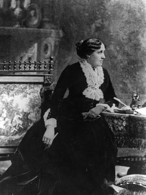 Louisa May Alcott | The Gilded Age (1870-1910) | U.S. History