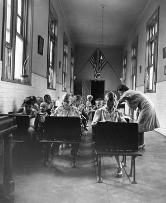 Nursery Education | U.S. Immigration | 1840's to present | U.S. History