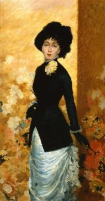 Portrait of a Woman, 1880