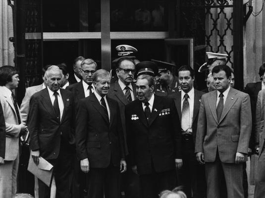 Summit | The Cold War | The 20th Century Since 1945: Postwar Politics