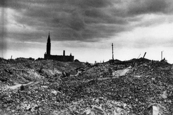 The Warsaw Ghetto | World War II