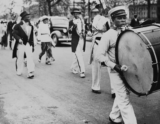 Marching Band | African-American History