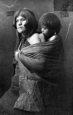 Hopi Mother | Native American Civilizations | U.S. History