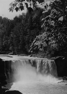 Cumberland Falls | The Wild West is Tamed (1870-1910) | U.S. History