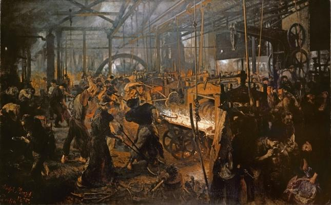 The Iron-Rolling Mill