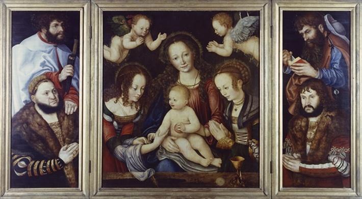Princely Altarpiece, 1510-12