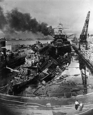 After Attack | World War II