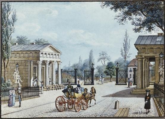The Leipzig Gate, Berlin