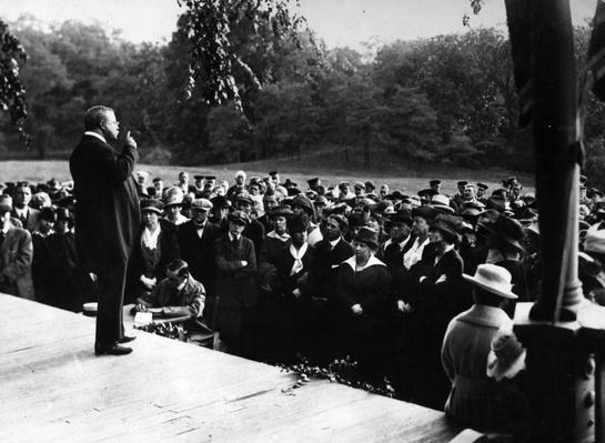 Theodore Roosevelt | Women's Suffrage | U.S. History