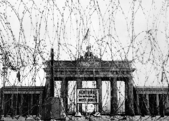 Brandenburg Gate | Berlin Wall | The 20th Century Since 1945: Postwar Politics