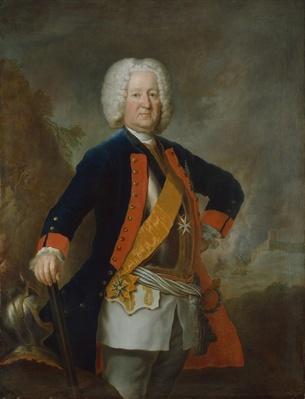 Field Marshal Count Finck von Finckenstein
