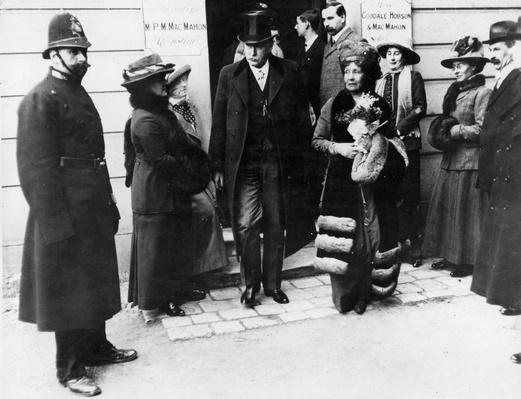 Pankhurst's Trial | Women's Suffrage | U.S. History