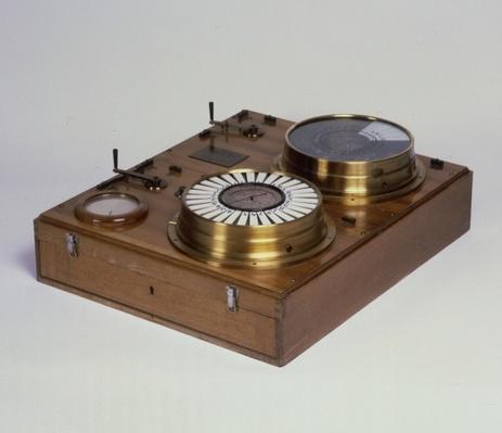 A Zeigertelegraph, produced by Werner von Siemens