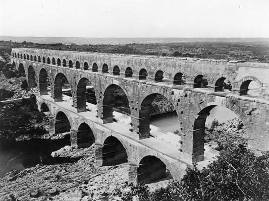 Pont Du Gard | Human Impact on the Physical Environment | Geography