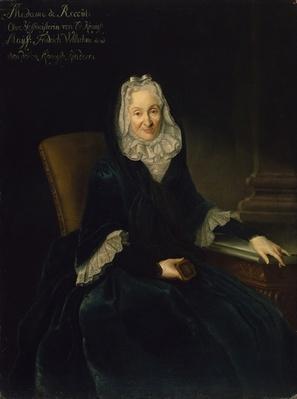 Madame Marte de Rocoulle, c.1735