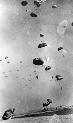 Parachutes Over Rhine | The Evolution of Military Aviation