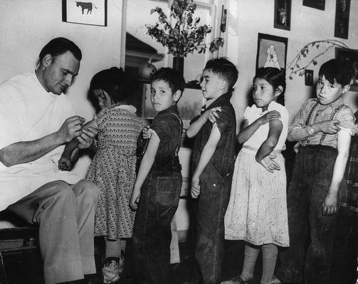 Vaccinating Children | Native American Civilizations | U.S. History