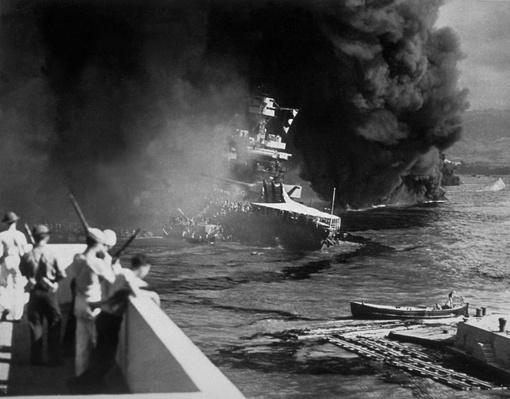 USS California | World War II