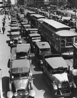 Congestion | Evolution of the Automobile
