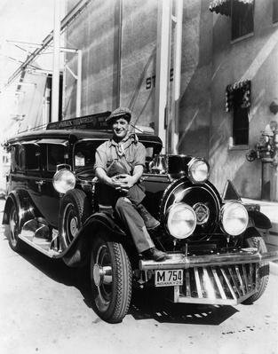 Maurice Chevalier | Evolution of the Automobile