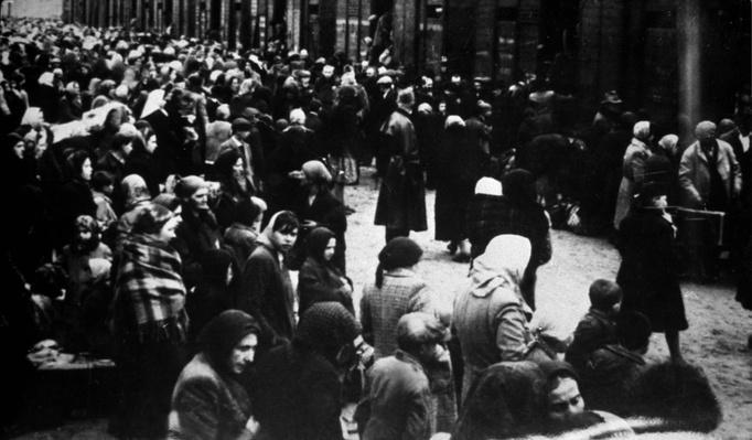 Auschwitz Arrivals | World War II