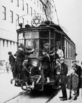 Ghetto Tram | World War II