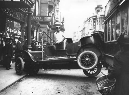 Car Crash | Evolution of the Automobile
