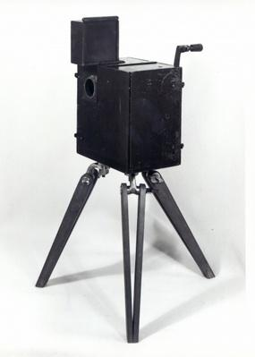 The first Lumiere cinematographe