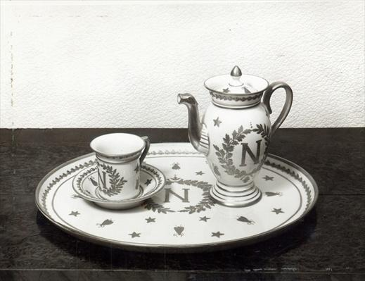 Napoleon's Coffee Set