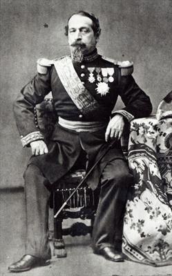 Napoleon III, 1860-70
