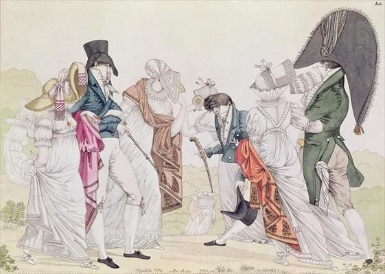 'Les Invisibles', c.1807