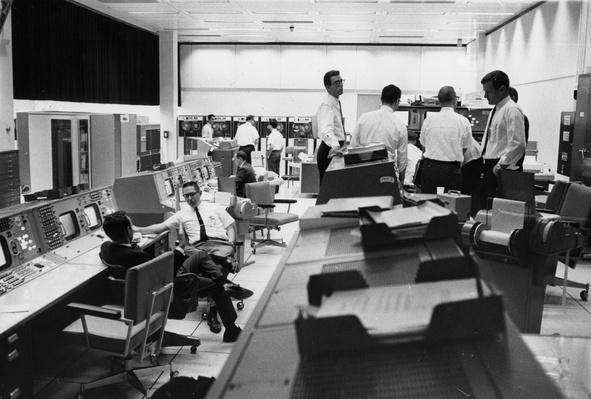 Mission Control | History of the Computer