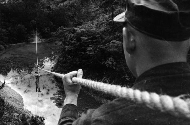 Jungle Ropes | Vietnam War