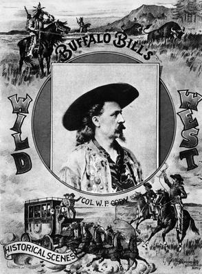 Buffalo Bill | The Wild West is Tamed (1870-1910) | U.S. History