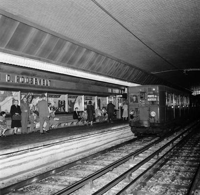 Paris Metro | Evolution of the Railroad (Engine)