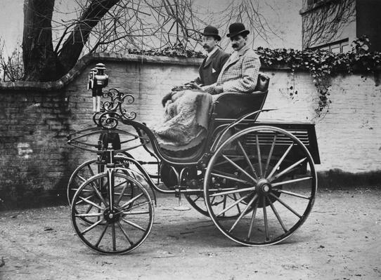 Lutzmann Car   Evolution of the Automobile