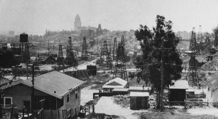 Californian Oilfield | The Wild West is Tamed (1870-1910) | U.S. History