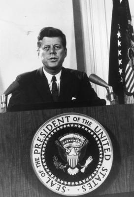 Kennedy Address | The Cold War | The 20th Century Since 1945: Postwar Politics