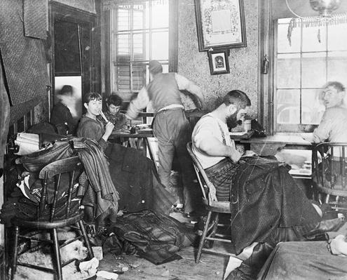 New York Tailors | U.S. Immigration | 1840's to present | U.S. History