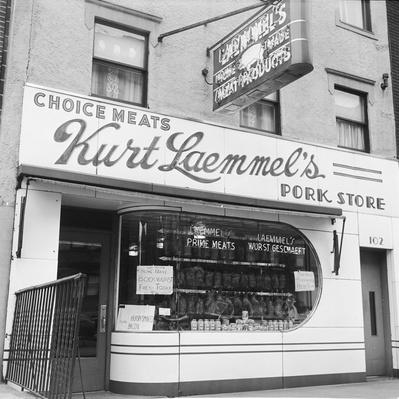 Pork Store | U.S. Immigration | 1840's to present | U.S. History