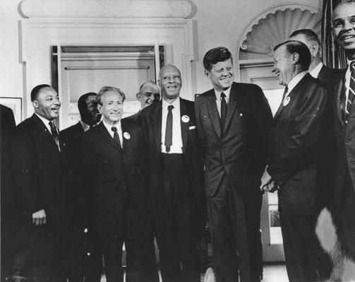 Civil Rights Leaders Meet With John F. Kennedy | Civility & Brutality | The 20th Century Since 1945: Civil Rights & the New Millennium